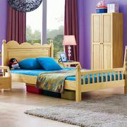 唯美风格儿童床设计