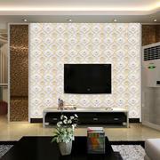 现代简约风格背景墙设计
