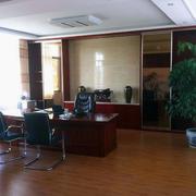 办公室装修设计背景墙
