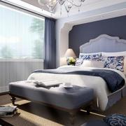 欧式别墅大气卧室装修