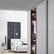欧式简约型卧室设计