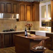美式厨房橱柜欣赏