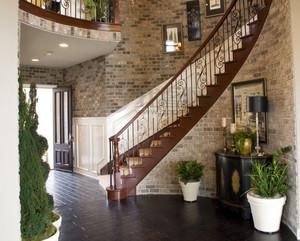 房屋楼梯装修图片