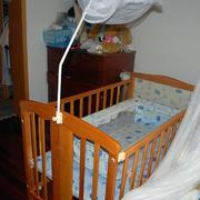 简易型儿童床设计