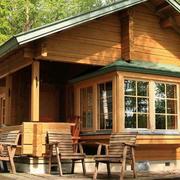 斜顶木屋装修设计