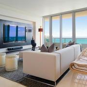 海景别墅客厅设计