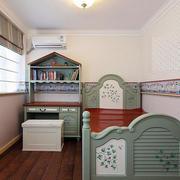 公主式儿童房布置设计