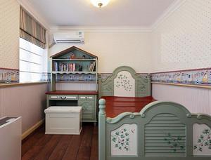 异域风情:东南亚风格儿童房装修效果图