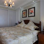 简约美式卧室装饰