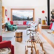 现代简洁型公寓家装效果