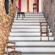公寓大理石楼梯装修