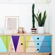 别墅撞色系列厨房设计