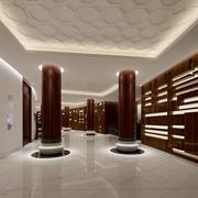 大户型走廊瓷砖欣赏