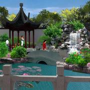 园林景观设计外景图