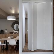 家居白色折叠门欣赏