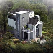 农村小别墅整体设计