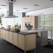 自然风格厨房设计图片