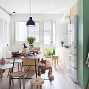 绿色清新家装设计