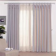 素雅的卧室窗帘