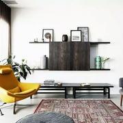 公寓简约式样餐厅室内设计