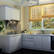 厨房灰白色橱柜门板