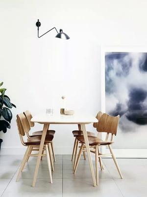 洗练严谨:89平米简欧室内装修设计效果图