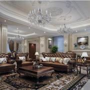 小户型家装美式家具装修效果图