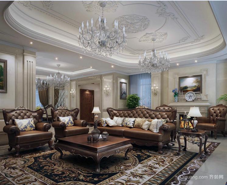 精致完美小户型家装美式家具装修效果图
