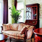 小户型家装美式家具装修飘窗图