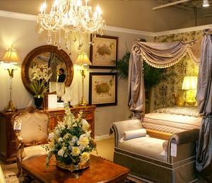 美式精致卧室家居装饰