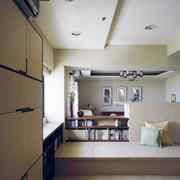 交换空间小户型设计装修色调搭配