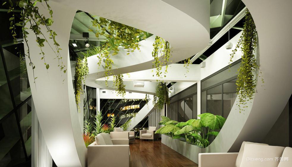 理念新颖 富有造型室内设计效果图