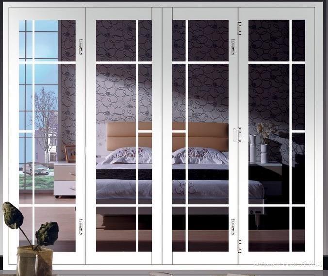 家居时尚的推拉折叠门装修效果图