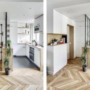 实木地板室内设计效果图