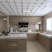 厨房防水吊顶展示
