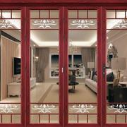 大户型客厅折叠门