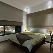 美式乡村风格卧室地板设计