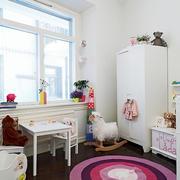 欧式精致儿童房效果图