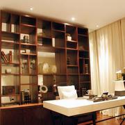 现代创意型小书房设计