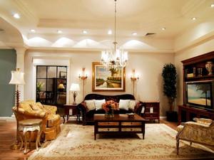 不一样的装修:美克美家美式家居设施效果图