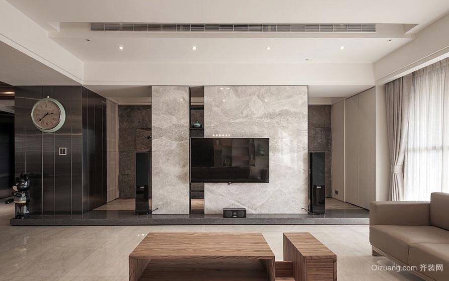 雍容华贵的微晶石瓷砖背景墙贴图展示