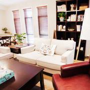 小户型家装美式家具装修色调搭配