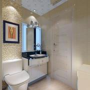 卫生间隔断装修灯光设计