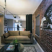 创意新型马赛克背景墙设计