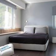 现代简约风格卧室地板设计