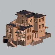农村小别墅设计模板