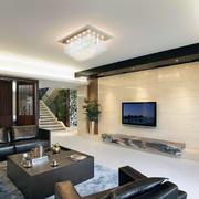 中式室内装修设计灯光设计