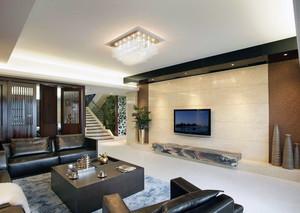 精致大方的中式室内装修设计效果图