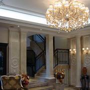 客厅吊顶设计色调搭配