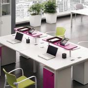 现代简约风格办公电脑桌